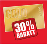 <h4>Gold - Package: 30% discount</h4><p>on used tire disposal, tire gas, hub cleaning and tire protection</p>
