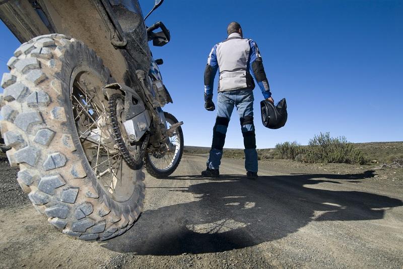 test pneu moto